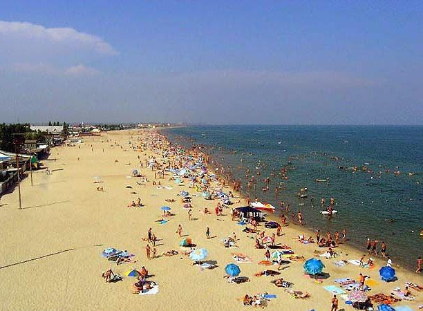Пляжи в Одессе